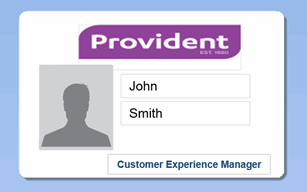 Provident ID example